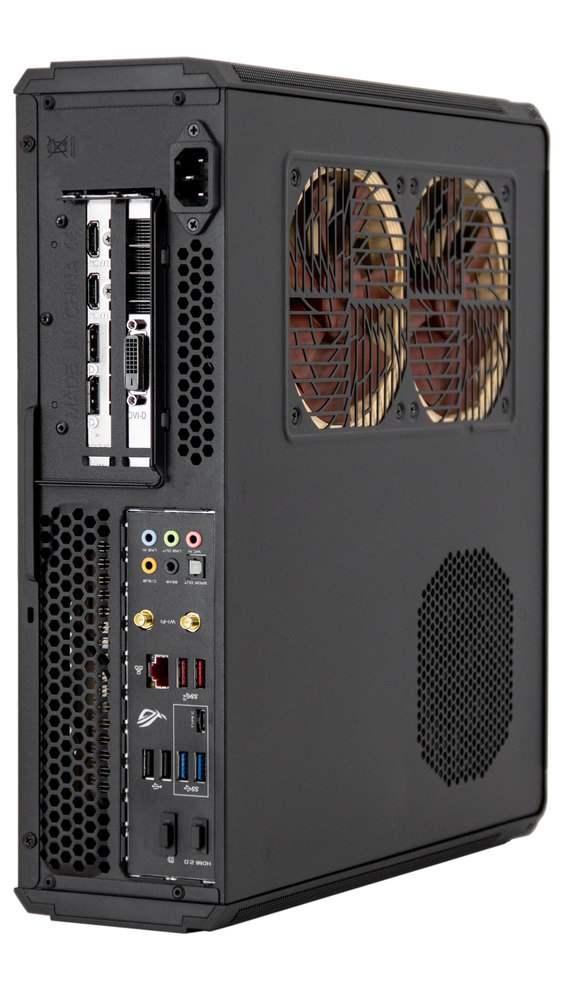 Configure a Puget Echo Pro