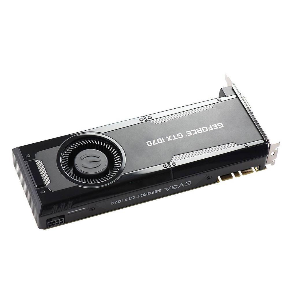 Configure PC w/ EVGA GeForce GTX 1070 8GB Blower Edition