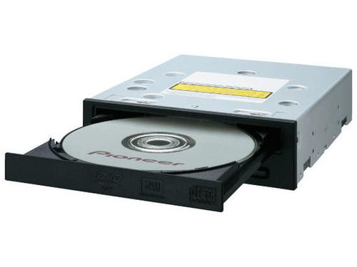 Pioneer 20X DVD-RW SATA DVR-215DBK (black) Main Picture