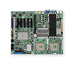 Supermicro X7DWE Main Picture