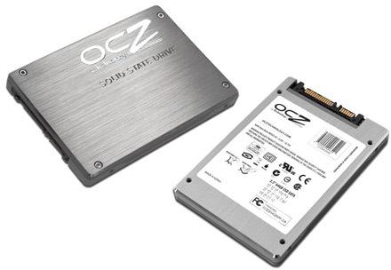 OCZ Core Series 64GB SATA II 2.5 inch SSD Main Picture
