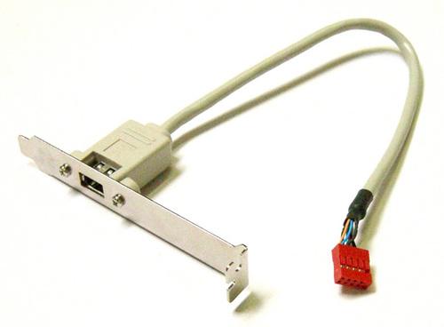 Asus Single 1394 Firewire Bracket Main Picture