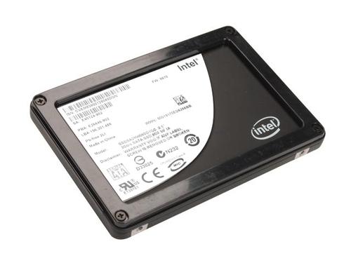 Intel X25-M 160GB SATA II 2.5inch SSD Main Picture