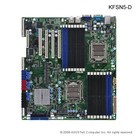 Asus KFSN5-D Main Picture