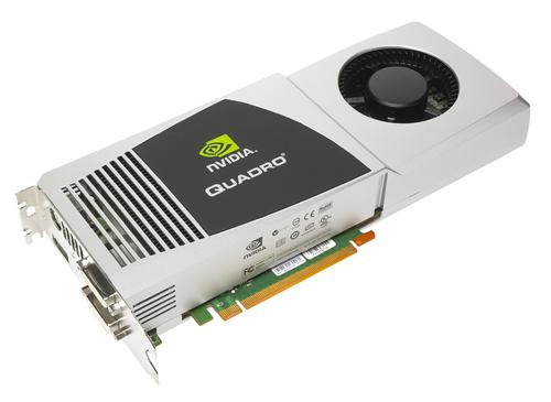 PNY Quadro FX 5800 4GB Main Picture