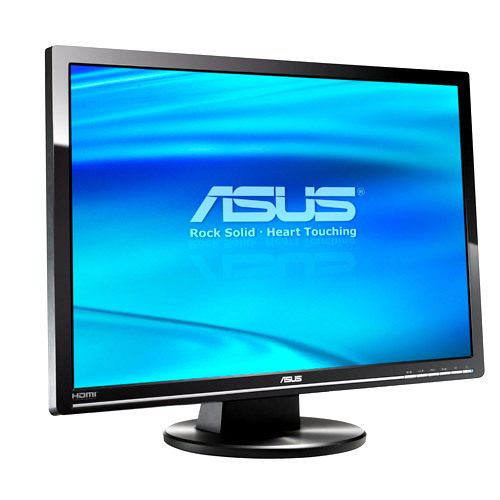Asus VW266H 25.5 Inch Widescreen LCD Monitor Main Picture