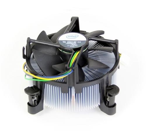 Stock Intel 115x CPU Fan Main Picture