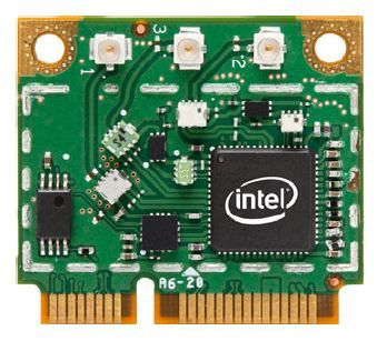Intel WiFi Link 6300 450 Mbps Mini-PCIe Card (half height) Main Picture