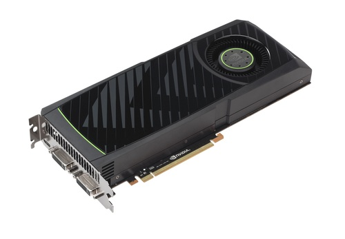 NVIDIA GeForce GTX 580 1536MB Main Picture