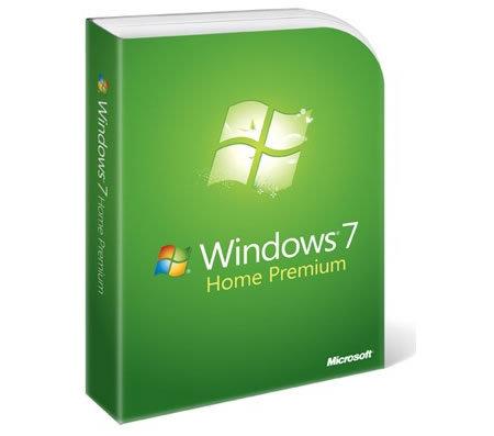 Windows 7 Home Premium 32-bit OEM SP1 Main Picture