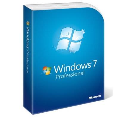 Windows 7 Professional 64-bit OEM SP1 Main Picture