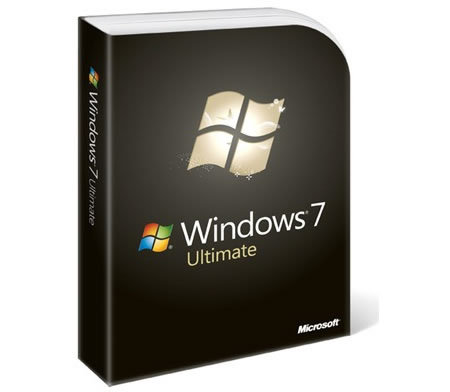 Windows 7 Ultimate 64-bit OEM SP1 Main Picture