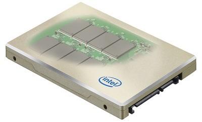 Intel 320 300GB SATA II 2.5inch SSD Main Picture