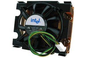 Stock Intel Pentium4 Xeon CPU Fan Main Picture