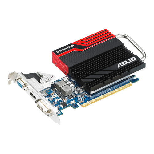 Asus GeForce GT 430 1GB Silent Main Picture