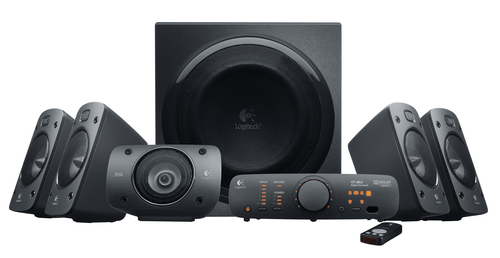 Logitech Z906 5.1 Channel 500W Digital Speakers Main Picture