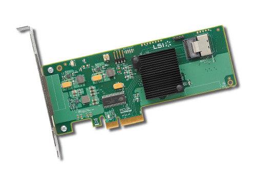 LSI 9211-4i SATA/SAS RAID Controller Main Picture