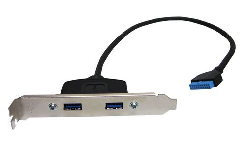 Dual USB 3.0 Bracket Main Picture