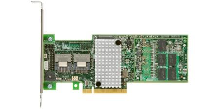 Intel RS25DB080 RAID Controller Main Picture