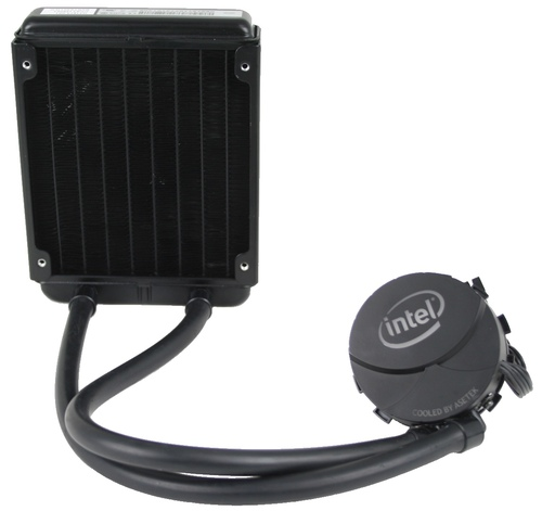Intel DRB-X Liquid Cooling System Main Picture