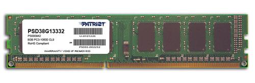 Patriot Signature DDR3-1333 8GB Main Picture