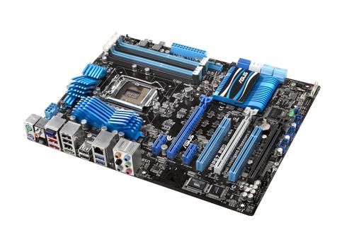 Asus P8P67 Pro REV 3.1 Main Picture