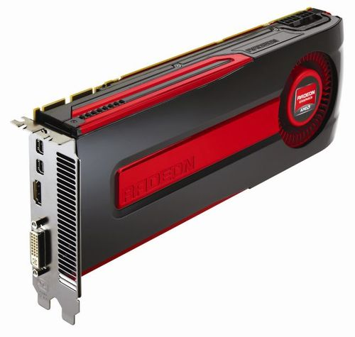AMD Radeon HD 7970 3GB Main Picture