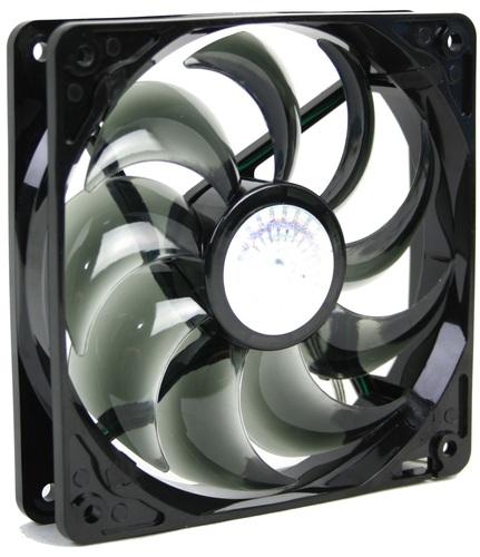 Cooler Master SickleFlow 120mm Green LED Case Fan Main Picture