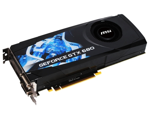 MSI Geforce GTX 680 2GB Main Picture