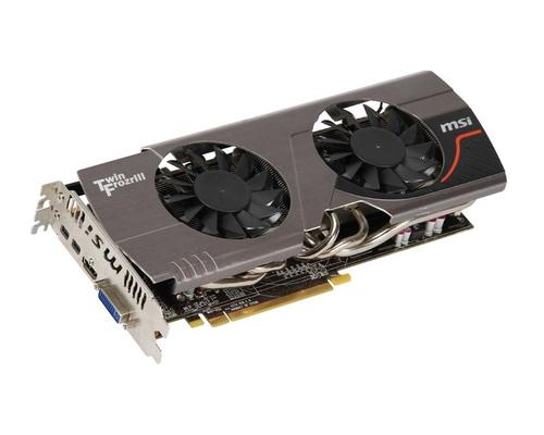 MSI Radeon HD 7870 2GB Twin Frozr Main Picture