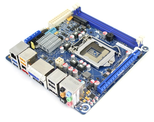Intel DH77DF Main Picture