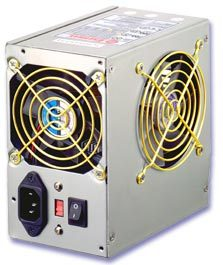 Enermax 350W Whisper Power Supply Main Picture