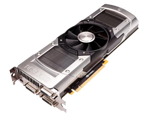 EVGA Geforce GTX 690 4GB Main Picture