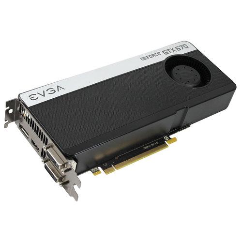 EVGA Geforce GTX 670 2GB Main Picture