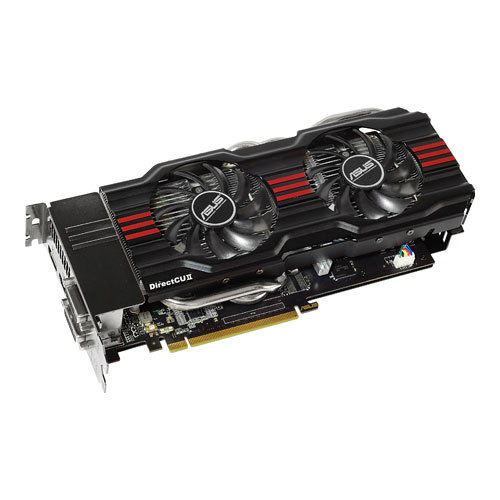 Asus Geforce GTX 670 2GB DirectCU II Main Picture