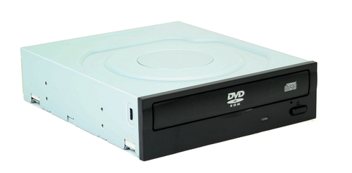 Lite-On 18x DVD-ROM SATA (black) Main Picture