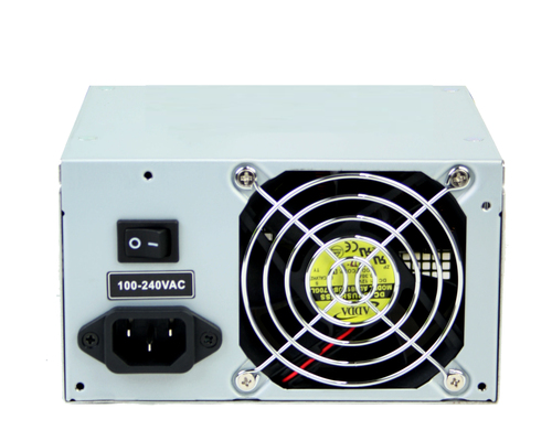 Seasonic SS-500ES 500W Power Supply Main Picture