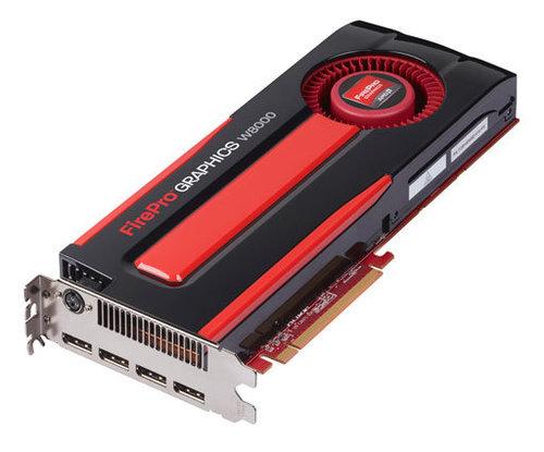 AMD FirePro W8000 PCI-E 4GB Main Picture