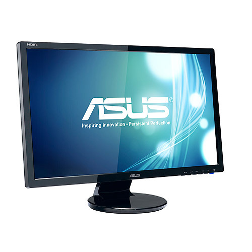 Asus VE248H 24 Inch LCD Monitor Main Picture