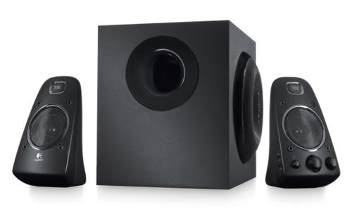 Logitech Z623 2.1 Channel 200W Speakers Main Picture