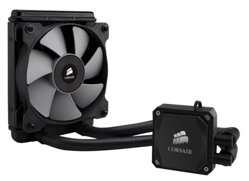 Corsair Hydro Series H60 CPU Cooler (Rev. 2) Main Picture