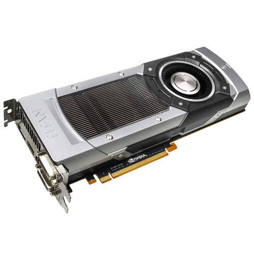 EVGA GeForce GTX Titan 6GB Main Picture