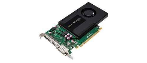 PNY Quadro K2000 PCI-E 2GB Main Picture