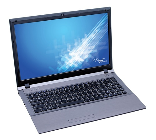 Puget B550i 15.6-inch Notebook w/ Intel UMA (Glossy Screen) Main Picture