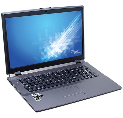 Puget V752i 17.3-inch Notebook w/ GT 660M (Matte Screen) Main Picture
