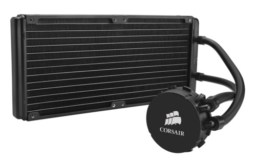 Corsair Hydro Series H110 CPU Cooler Main Picture
