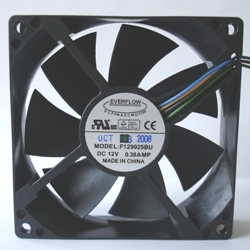 Cooljag Everflow 92mm PWM Fan Main Picture