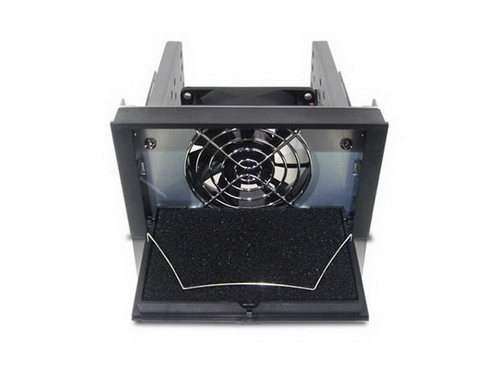 iStarUSA 2x5.25in HDD/Fan Mounting Cooling Kit Main Picture