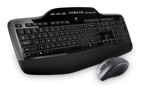 Logitech Cordless Desktop MK710 Main Picture