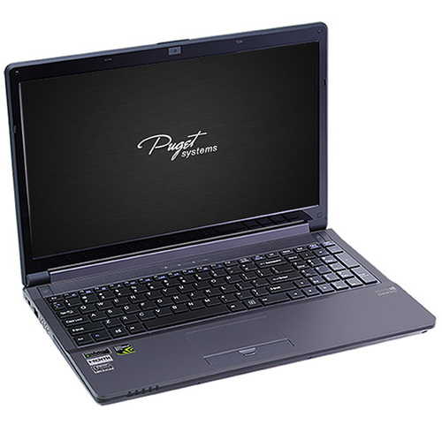 Puget V560i 15.6-inch Notebook w/ GTX 765M Main Picture